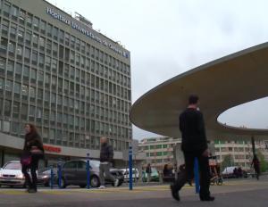 University Hospitals of Geneva. Still photo of a HUG film