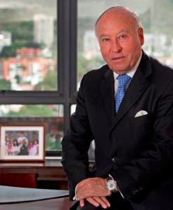 CAF Executive President García