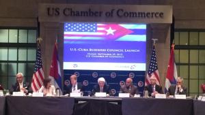 US Chamber launch