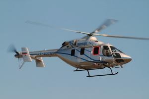 Showcased at the Havana Fair: Ansat light helicopter ...