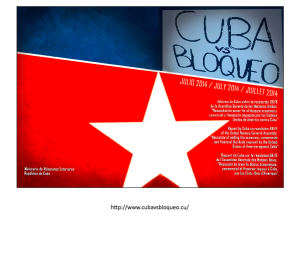 Cuba's latest annual report