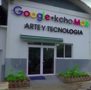 Google Kcho studio in Havana