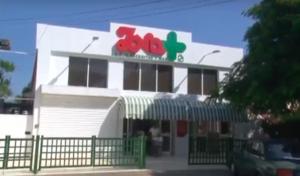 The Zona+ store in the Miramar neighborhood of Havana