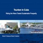 Tourism in Cuba cover