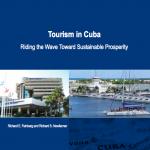Tourism in Cuba cover