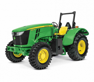 Deere 5100 low-profile tractor
