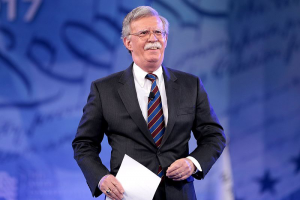 Scheduled to speak in Miami April 17: John Bolton