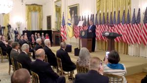 Trump Bay of Pigs room