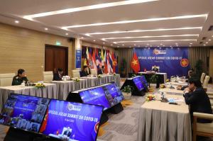 ASEAN summit in April at Hanoi
